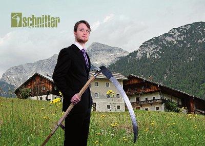 Schnitter in Tirol