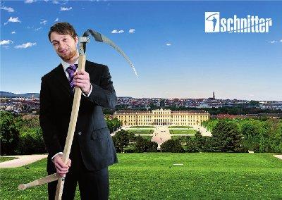 Schnitter in Wien