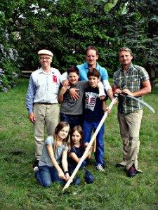 Salon Jardin generationenübergreifend