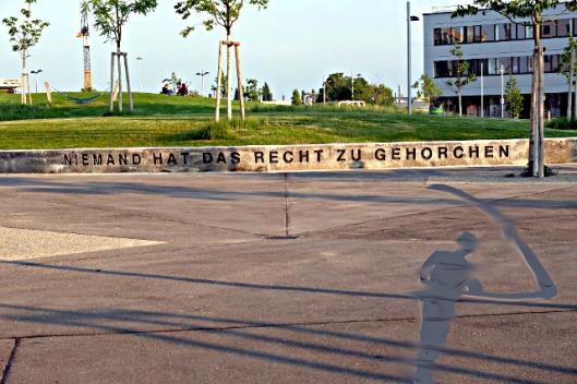 Hanna Arendt Park Wien