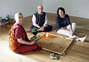 Ayya Santacitta Bhikkhuni, retreat.bitterernst.at