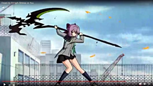 Sense im Manga: Owari no Seraph