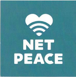 Netpeace Postkarte kopiert