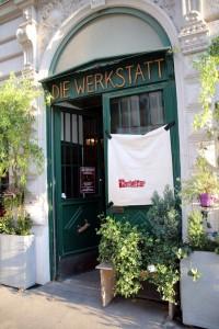 Die Werkstatt in Wien wird von den Schnitter.inNEn genutzt
